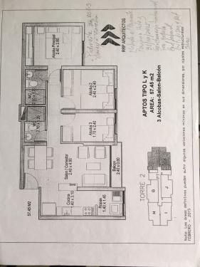 Apartamento en Venta en SABANETA cod. 3865