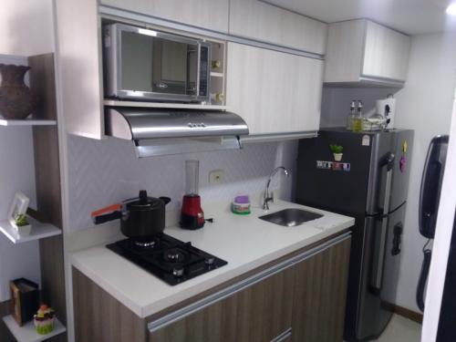 Apartamento en Venta en Medellin cod. 4262